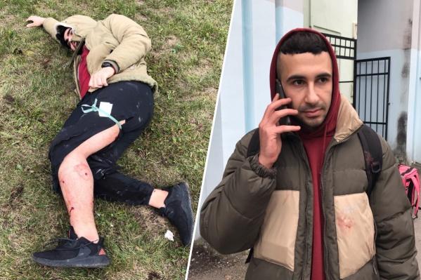 Друга Ашрафа ранил стрелок в кампусе ПГНИУ