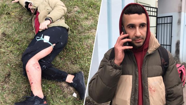 «Мне сказали, что у фонтана лежит раненый, это оказался мой друг»: очевидец стрельбы в ПГНИУ рассказал о ЧП