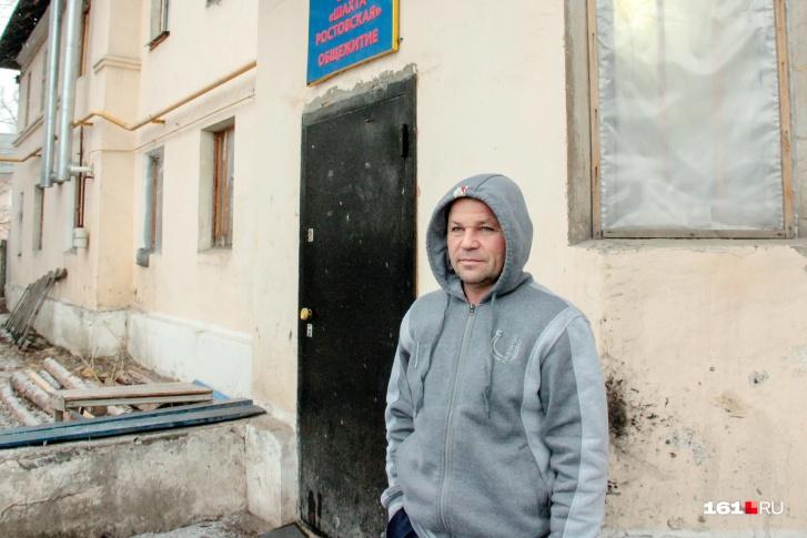 Олег Бредихин из Луганска считает, что на его родине работу не найти