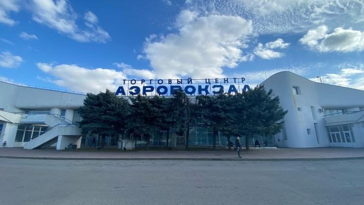 Старый аэропорт Ростова превратился в торговый центр