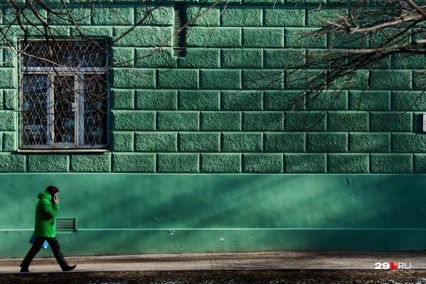 Позеленеет на улице еще не скоро, но мы терпеливые