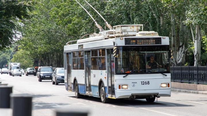 Если в этом будет потребность: в мэрии Волгограда не исключили реанимацию одного троллейбусного маршрута