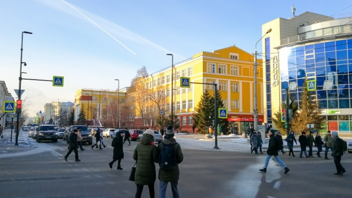 Теплее, чем обычно: синоптики рассказали о погоде на апрель в Красноярске