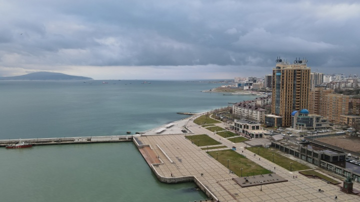 Курортный сезон на Кубани начнется с прохлады и дождей