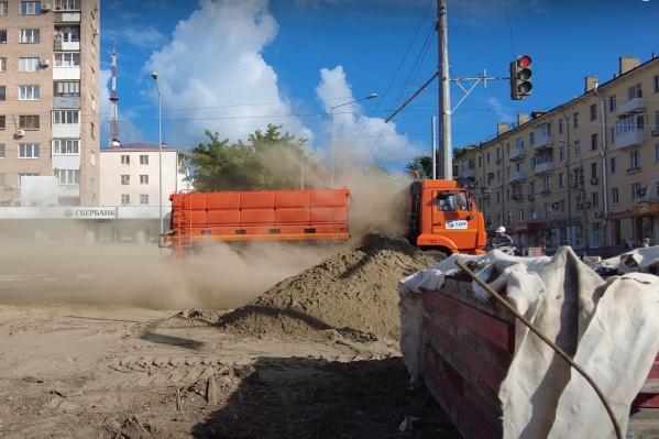 Проезд по Советской Армии закроют для автомобилистов на три дня
