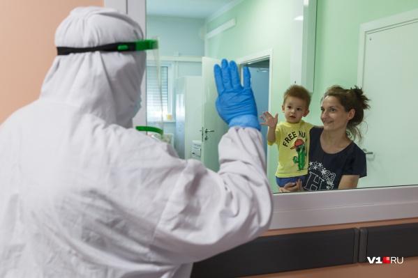 """Заболевших <nobr class=""""_"""">COVID-19</nobr> детей и родителей больше не будут разделять"""