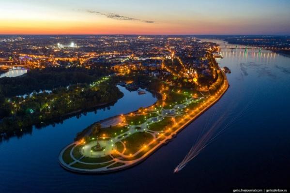 Ярославль, Иваново и Кострома, по мнению урбанистов, должны соединиться в одну синурбию