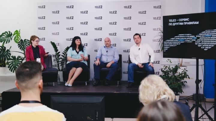 «Клиент — не тень, а суть коммуникационной стратегии»: топ-менеджеры Tele2 — о человечном отношении