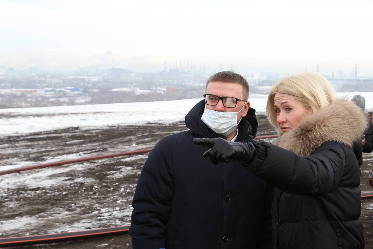Взгляды на будущее Челябинска у чиновников, похоже, совпали