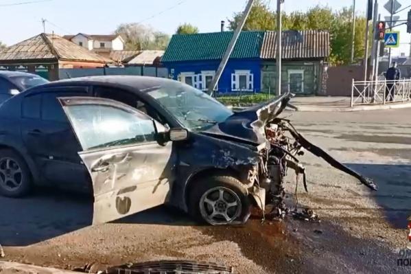 Водитель «Рено» был пьян и отказался проходить медосвидетельствование