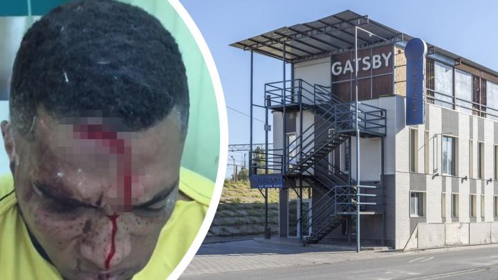 «Весь пол был в крови»: в Волгограде избит диджей-африканец за отказ включить «именно ту песню»