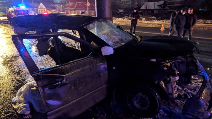 Бизнесмена из Архангельска арестовали за пьяное ДТП, в котором погибли трое его случайных попутчиков