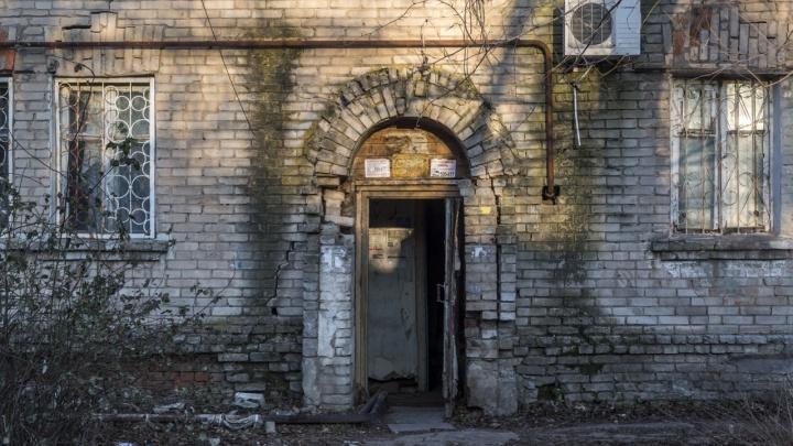 В Волгограде решили снести еще один дом на приговоренной к уничтожению улице