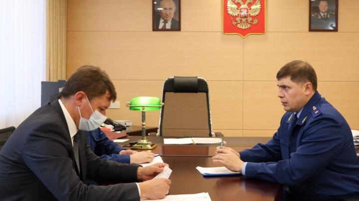 Прокурор края устроил разнос министру спорта из-за неосвоенного бюджета