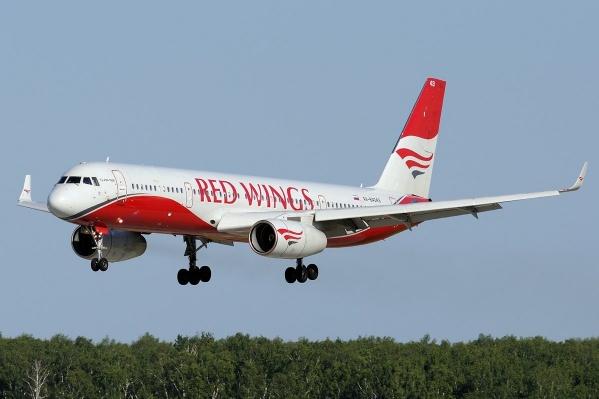 Совсем недавно авиакомпания Red Wings запустила рейс из Перми в Домодедово