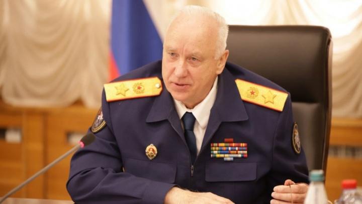 Бастрыкин передал в Москву расследование трагедии на таганрогском водоканале