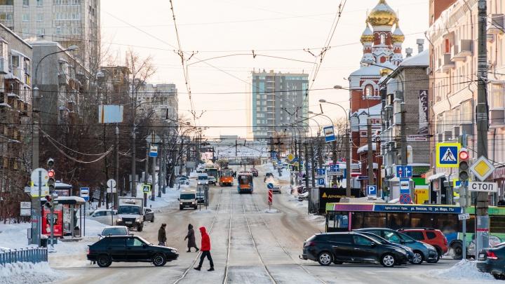 МЧС предупредило о резком потеплении и сильном ветре в Пермском крае