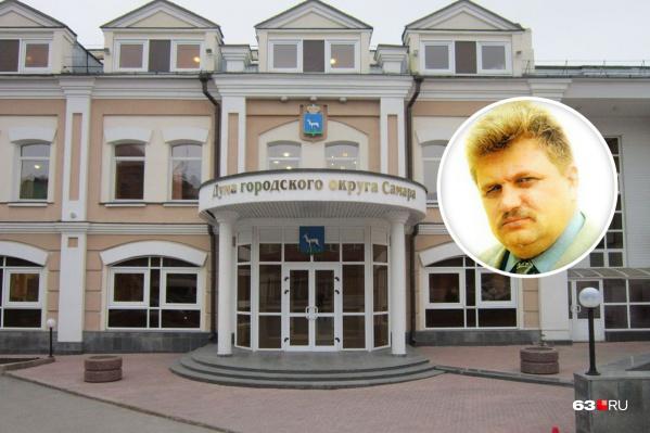 Владимиру Петровичу было 55 лет