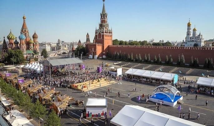 Самарцы примут участие в книжном фестивале «Красная площадь»
