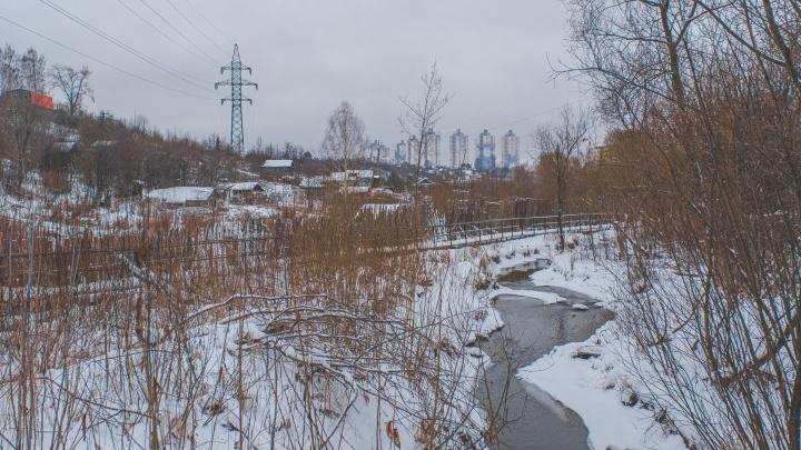 В мэрии Перми рассказали о состоянии малых рек города