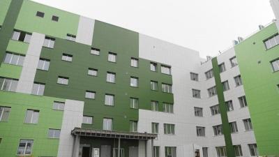 Власти рассказали, на каком этапе находится строительство инфекционки в Новокузнецке