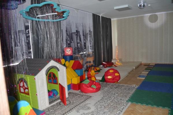 Для детей с нарушениями развития продумана каждая мелочь, чтобы им было комфортно проходить адаптацию