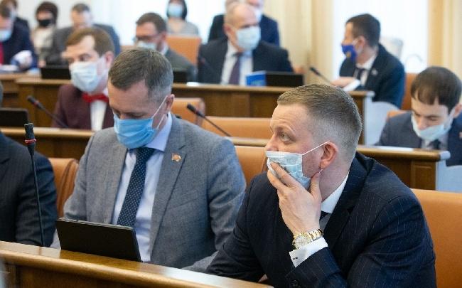 Депутаты скорректировали бюджет края на 11миллиардов рублей