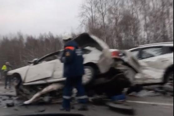 ДТП произошло в Ростовском районе области