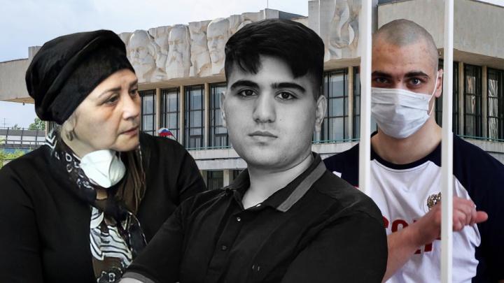 Хочу посмотреть ему в глаза: мать жестоко зарезанного студента из Азербайджана примет участие в суде над убийцей ее сына