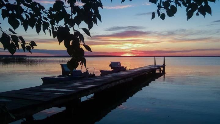 «Закаты — местная достопримечательность»: отправляемся в путешествие на большие крутинские озера