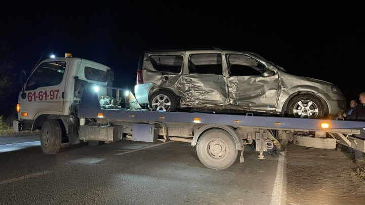 Вылетел на встречку: в Самарской области погиб водитель «Ларгуса»