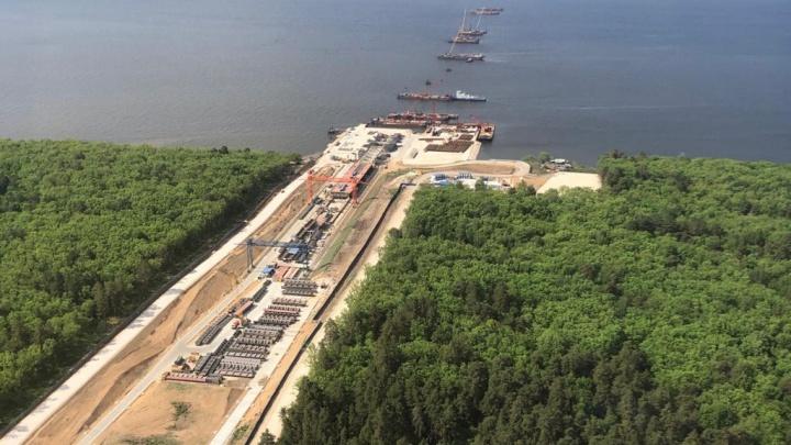 Деньги есть: инвесторы подписали соглашение о финансировании строительства моста у Климовки