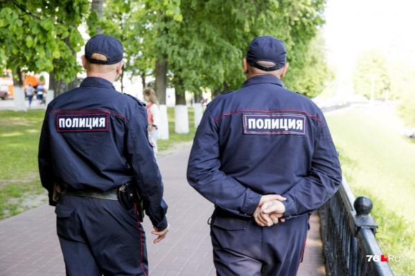 Ярославец избил полицейского