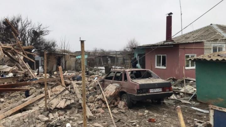 «Дали денег, поставим на учет». Как власти помогли дончанке, в доме которой взорвался газ