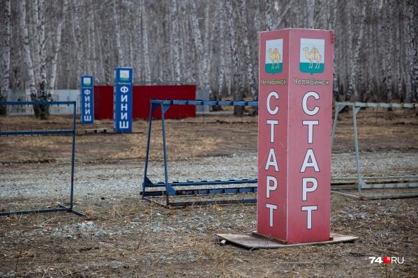 Современный лыжный стадион должен появиться в Челябинске на улице Абрикосовой