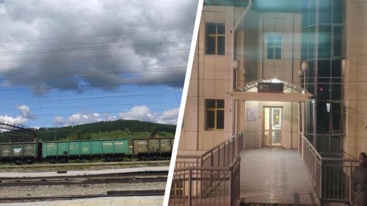 Новосибирская туристка застряла в Забайкалье из-за смыва опоры железнодорожного моста