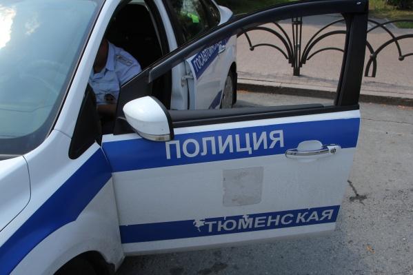 Участниками ДТП стали три авто, два из которых патрульные