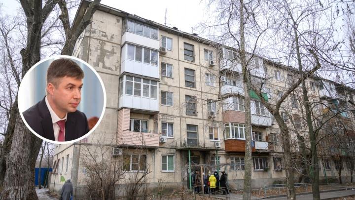 Как кость в горле: Логвиненко поручил расселить жителей дома в Кривошлыковском