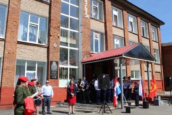 Школу в Лобаново этим утром эвакуировали