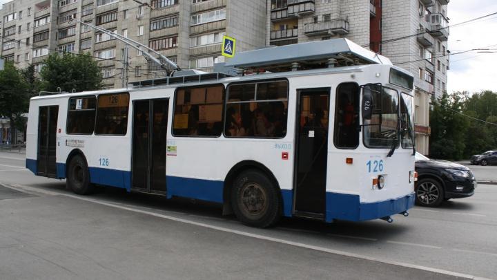 Энергетики пригрозили вновь обесточить транспорт Екатеринбурга за огромные долги