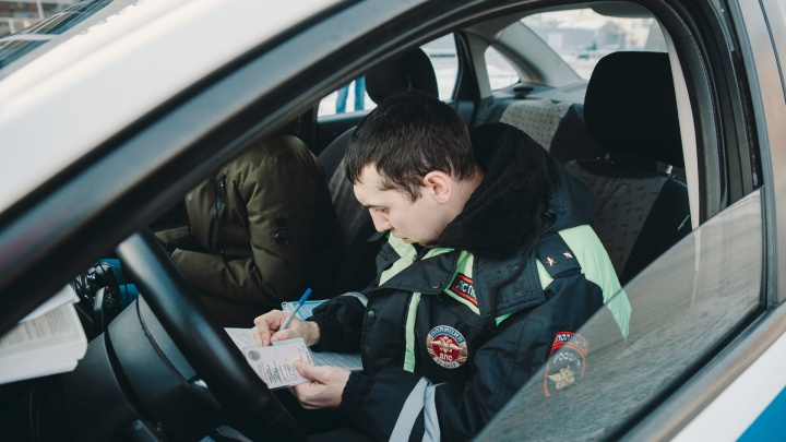 В Тюмени, Тобольске и Ялуторовске пройдут массовые проверки водителей на трезвость