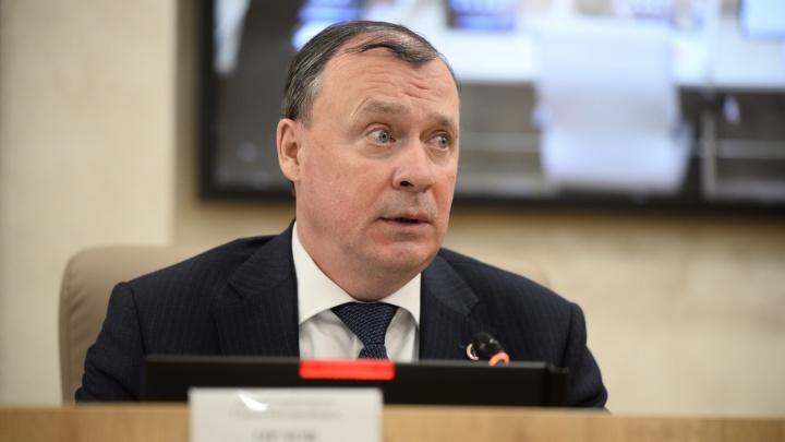 Алексей Орлов рассказал, будет ли участвовать в конкурсе на место главы Екатеринбурга