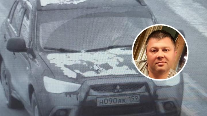 Пропавший в Екатеринбурге пермский предприниматель нашелся
