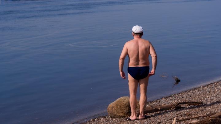 Власти Архангельска предупредили, что за купание в городских водоемах будут штрафовать