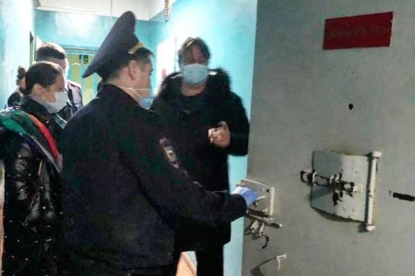 Комиссия Совета по правам человека пришла в отделы полиции с проверкой