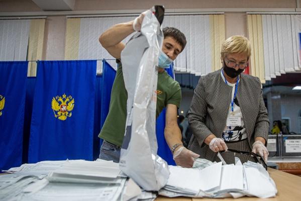 Три дня подряд новосибирцы голосовали с 8 до 20