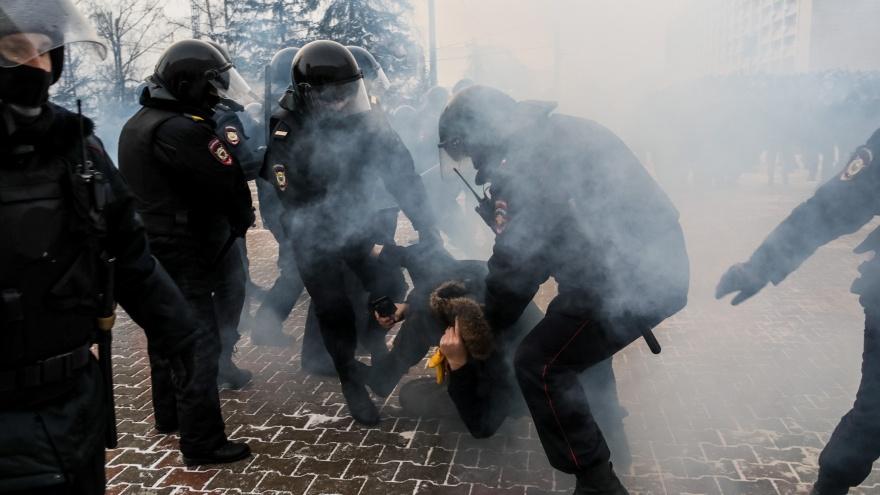 Ершики против коррупции: как в Красноярске прошла самая масштабная акция протеста