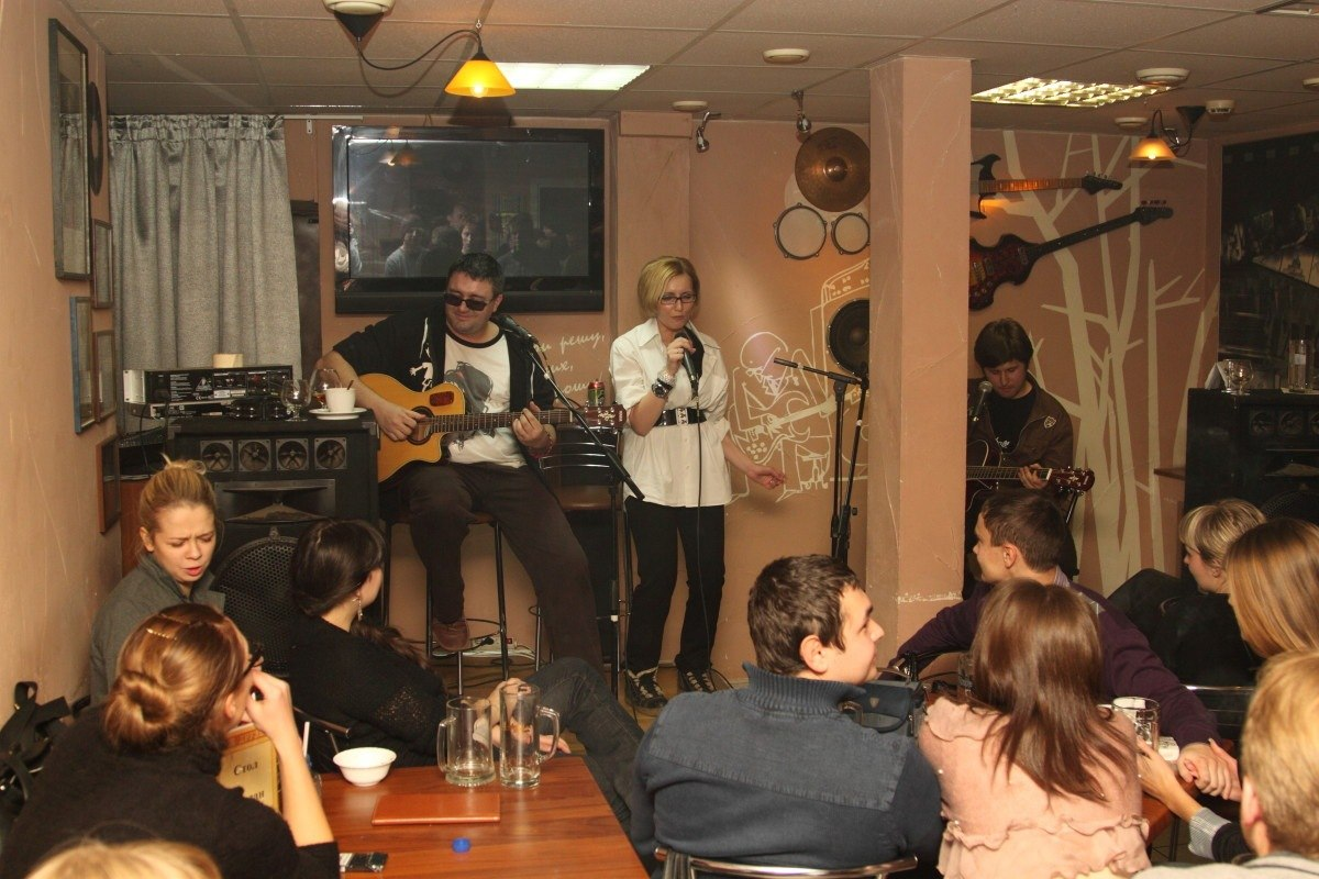 В «Старом друге» часто выступали музыканты (фото 2012 года)