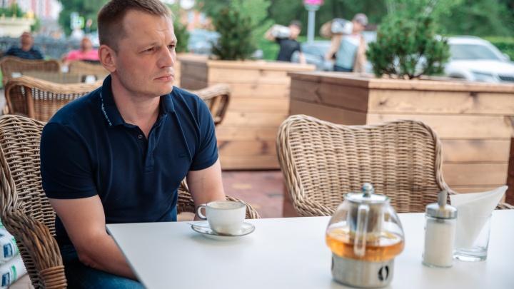 Владелец нового кафе на набережной Кемерово рассказал, сколько потратил на этот объект