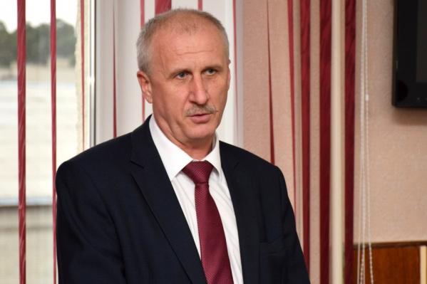 Ермишкин должен был руководить Шадринском пять лет